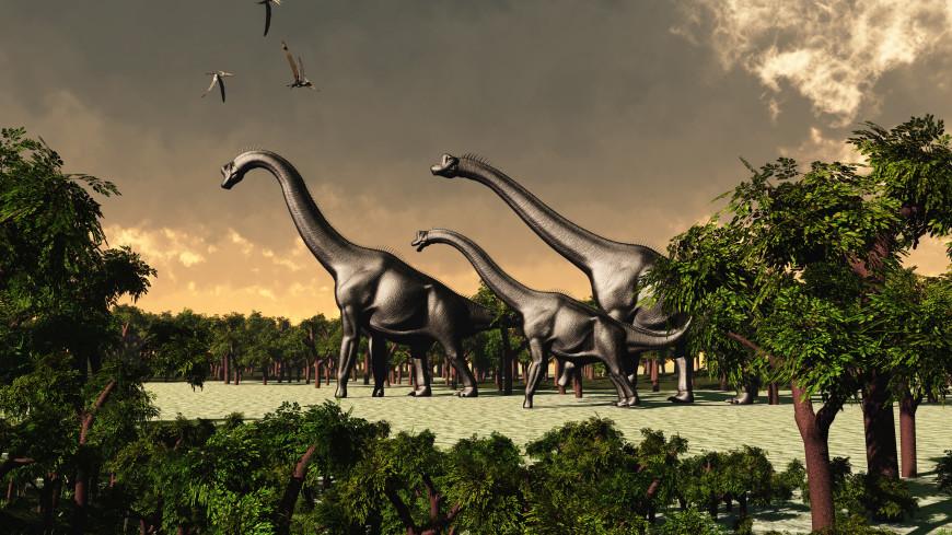 Австралийские ученые установили вес крупнейшего динозавра в истории
