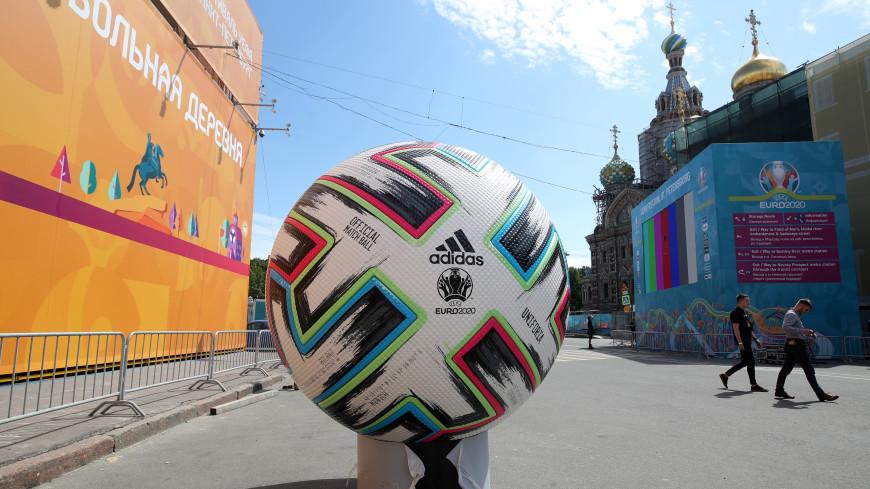 Меньше суток до старта Евро: в Петербурге и Баку царит футбольное настроение