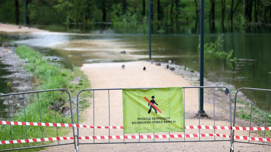 красноярск потоп