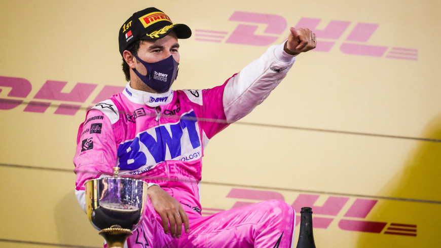 Гран-при «Формулы-1» в Баку выиграл Серхио Перес