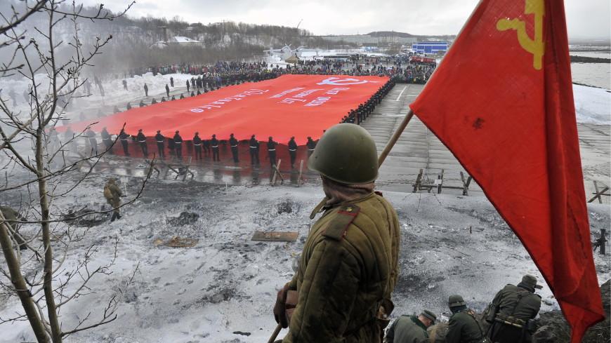 В России запретили отождествлять цели и действия СССР и нацистской Германии