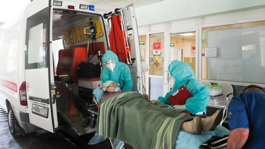 За сутки в России коронавирусом заразились 20 393 человека