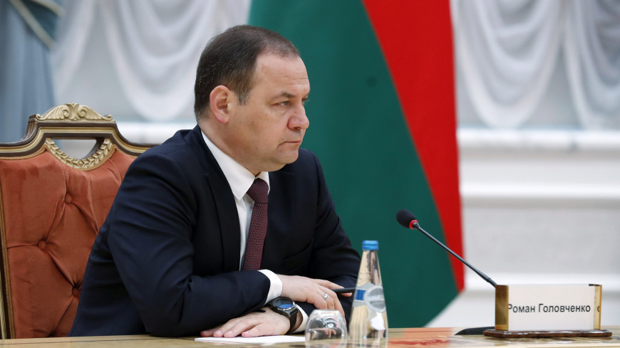 Головченко утвердил акт приемки в эксплуатацию первого энергоблока БелАЭС