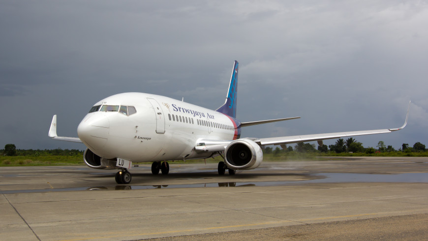 Рекорд России: житель Сургута сдвинул с места 40-тонный Boeing