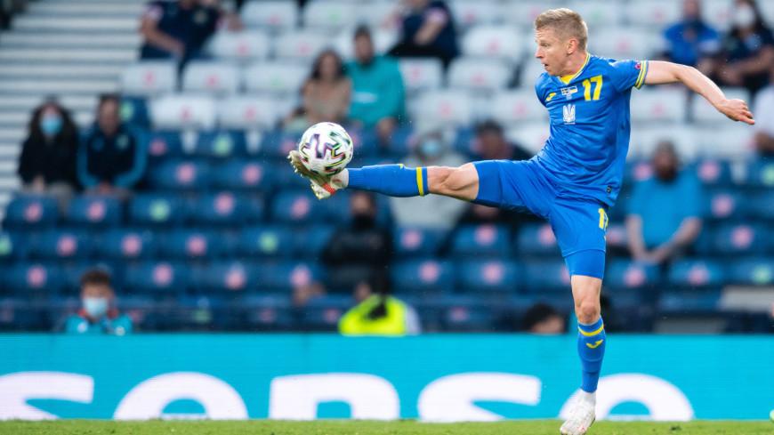 Сборная Украины вышла в четвертьфинал Евро-2020