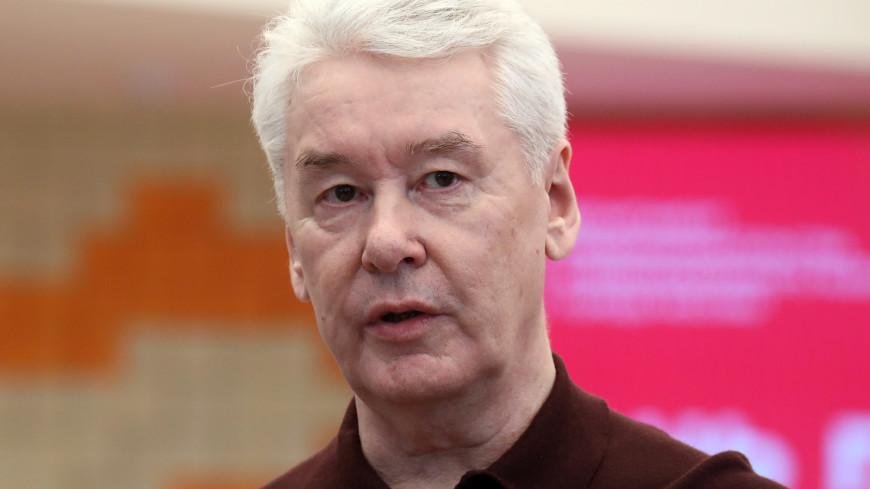 Собянин: Ситуация с COVID-19 в Москве сложная, но локдаун не планируется