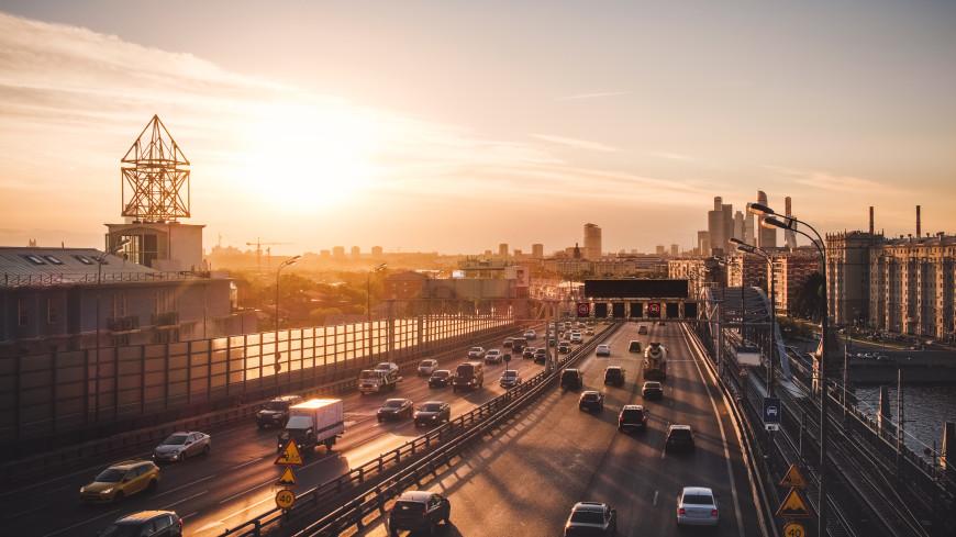 Малооблачно и жарко: синоптики рассказали о погоде в Москве во вторник