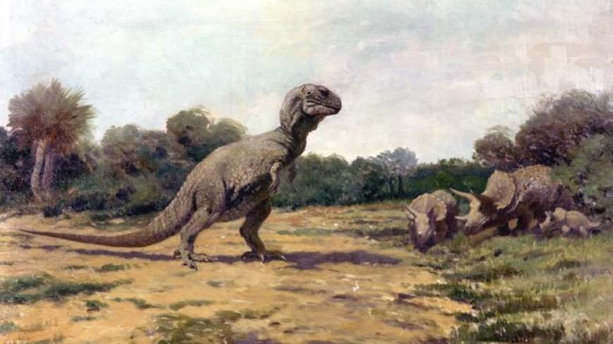 Сила укуса молодых тираннозавров превзошла оценки ученых