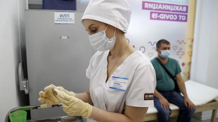 Среди сделавших прививку от ковида в Подмосковье разыграют квартиру