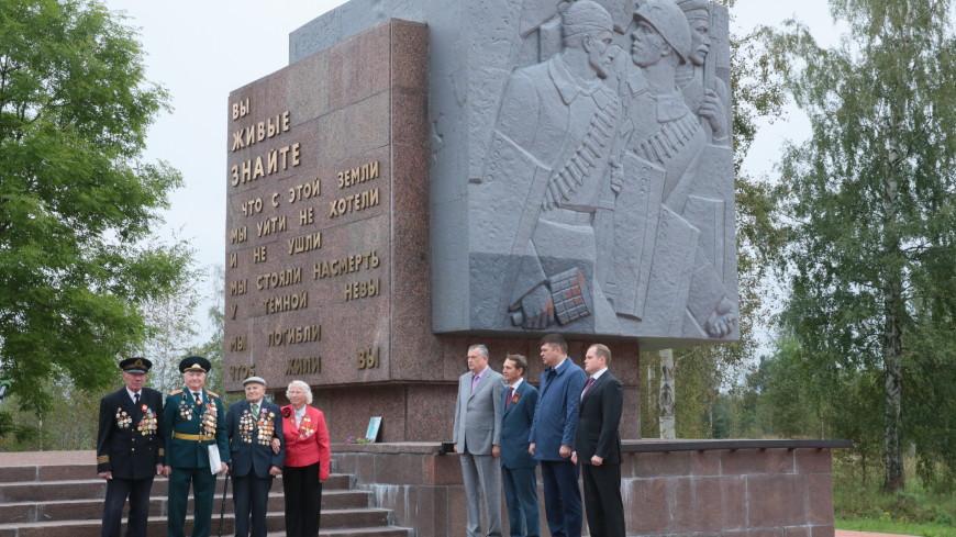 На Невском пятачке появится памятник погибшим в годы войны якутам