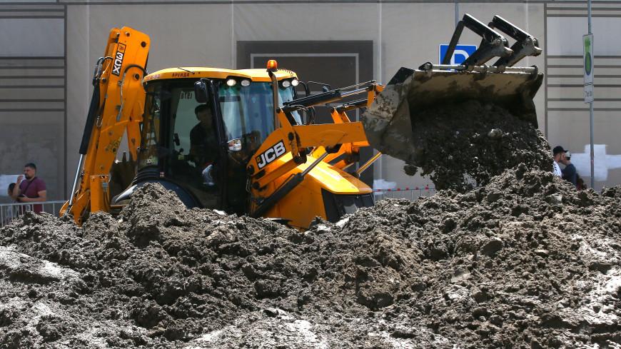 Более ста улиц повреждены из-за подтоплений в Ялте