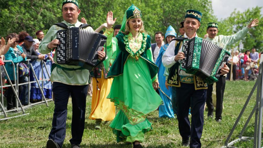 Сабантуй федерального значения: Нижневартовск принял гостей праздника