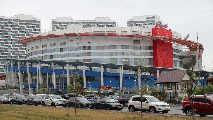 «Мегаспорт» в Москве могут закрыть за зрителей без масок на концерте «Зверей»