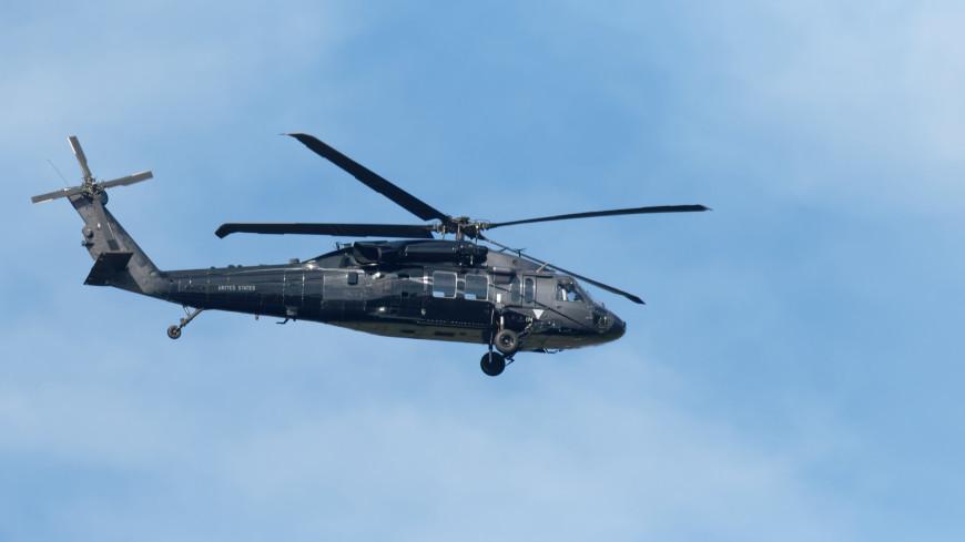 Шесть человек погибли в результате крушения вертолета на Филиппинах