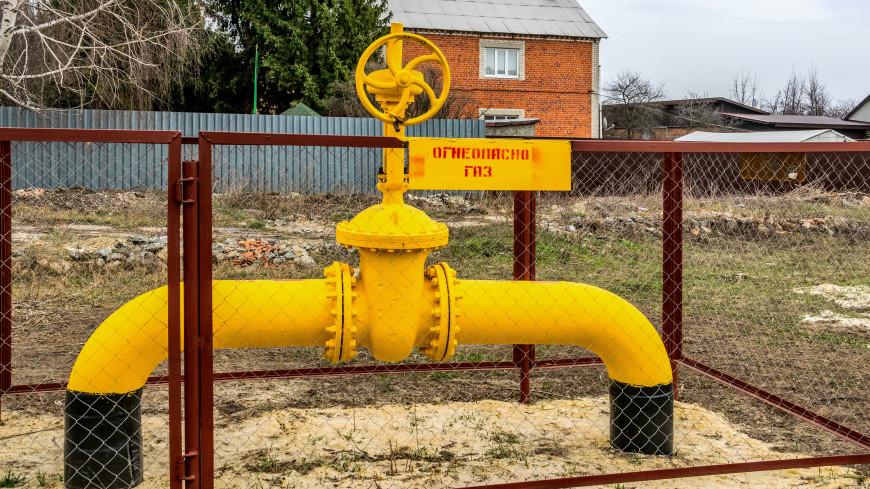 Совет Федерации одобрил закон о бесплатной подводке газа до участка