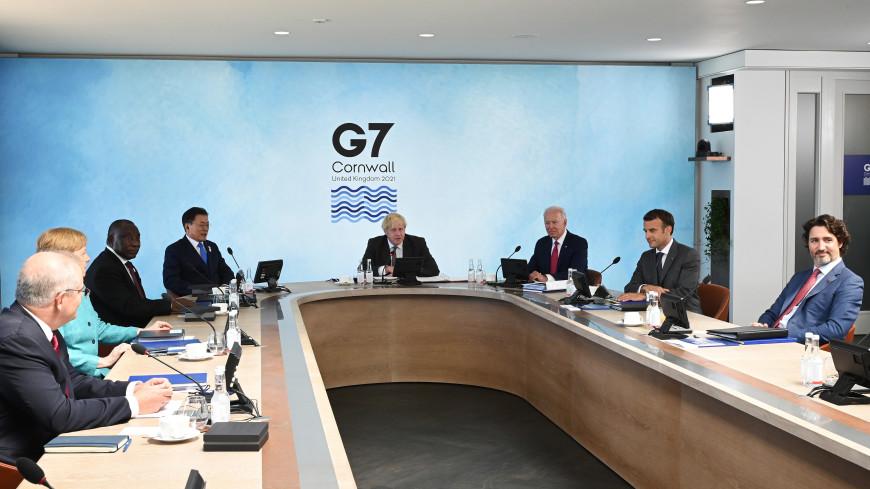 Лидеры G7 обсудили коронавирус и Китай
