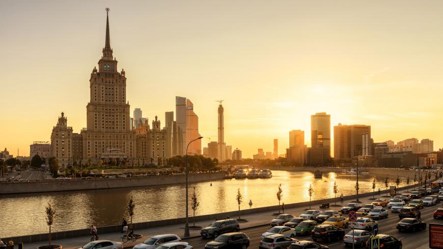 В Москве и Подмосковье объявлен «оранжевый» уровень погодной опасности из-за аномальной жары