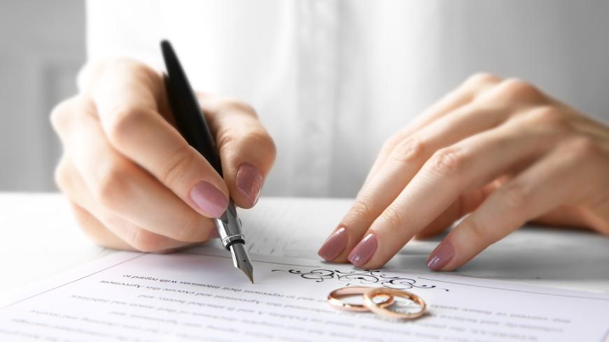 Более трети россиян уверены в необходимости брачного контракта