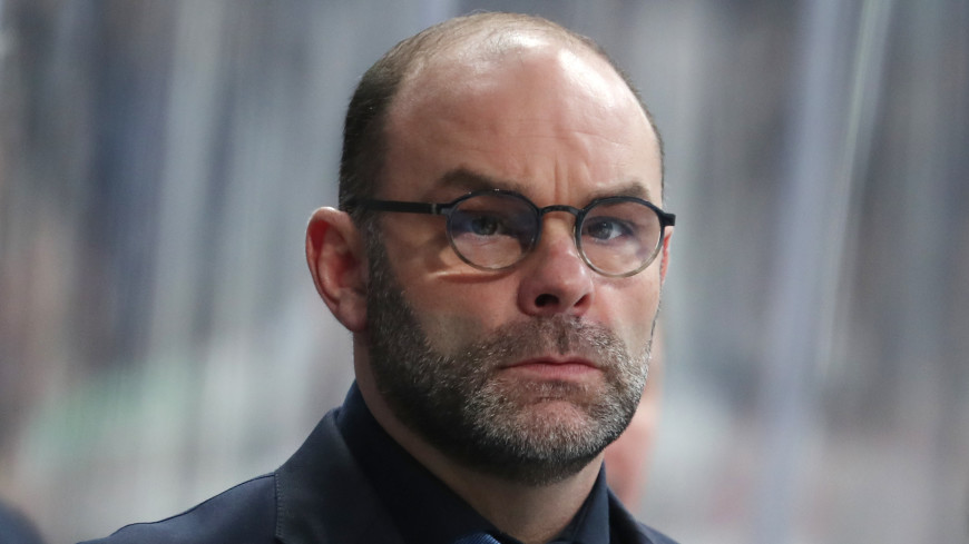 Канадец Вудкрофт стал главным тренером сборной Беларуси по хоккею