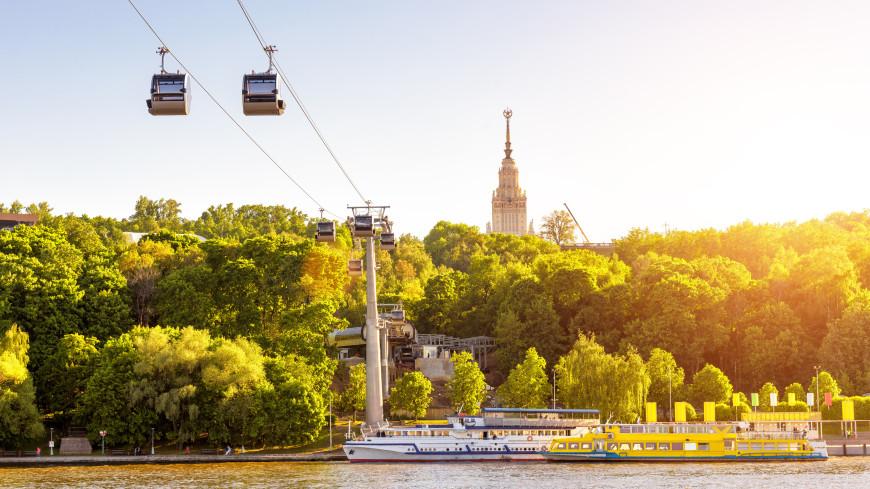 Синоптики пообещали ослабление жары в Москве ко вторнику