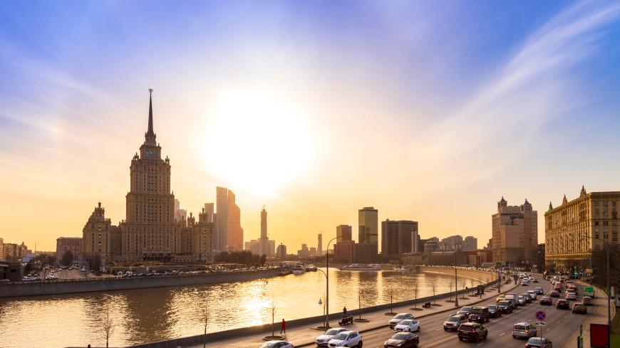 Жара в Москве: в воскресенье воздух в столице прогреется до 32 градусов