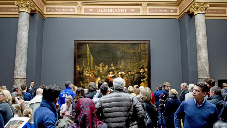 Нейросеть смогла дорисовать картину Рембрандта «Ночной дозор»
