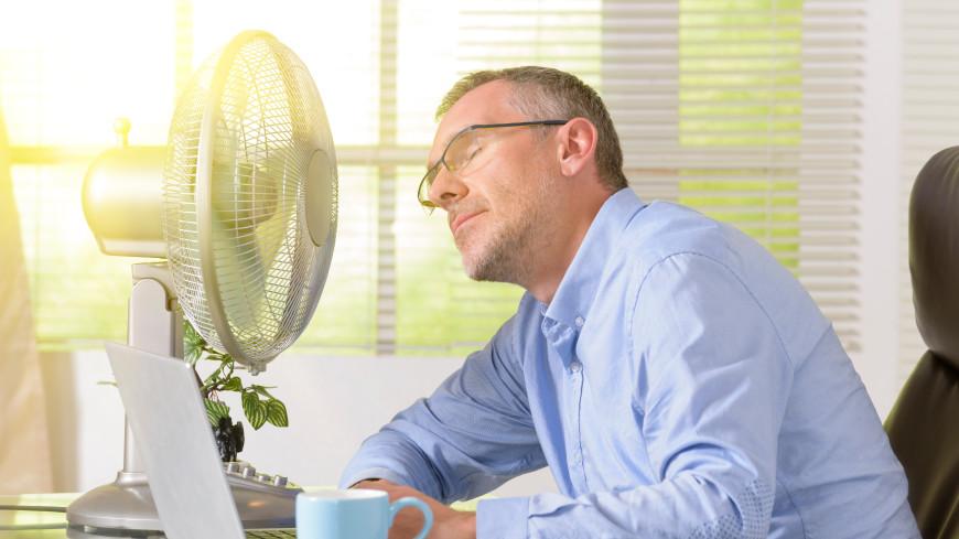 Роспотребнадзор рекомендовал сократить рабочий день из-за жары