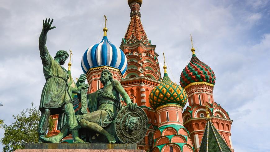 В Москве приступили к реставрации памятника Минину и Пожарскому