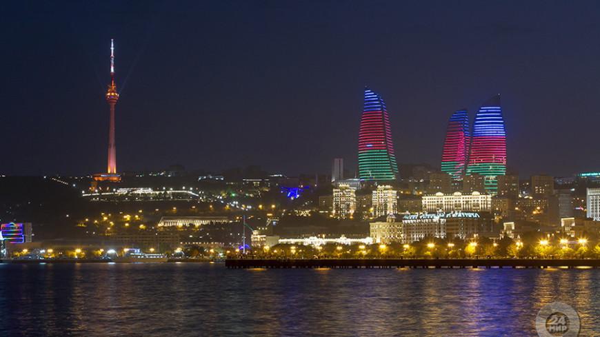 Баку вошел в тройку наиболее популярных у туристов городов Евро-2020