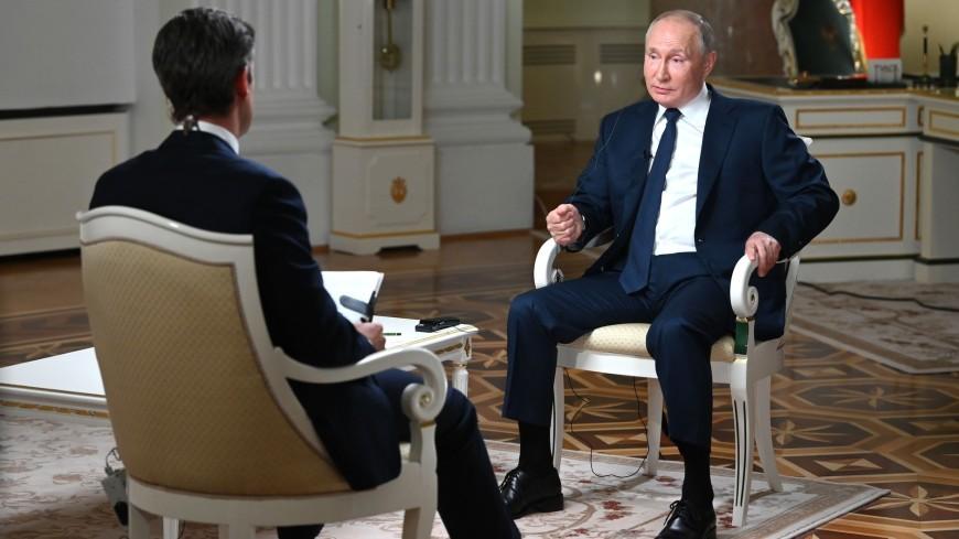 Путин: Мы поддерживаем борьбу афроамериканцев за свои права, но мы против экстремизма