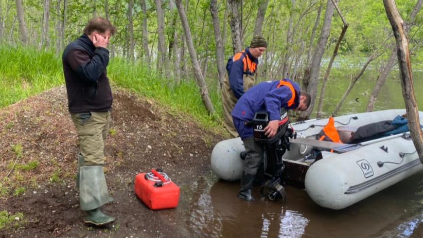 На Камчатке опрокинулась лодка: один человек погиб, один пропал без вести