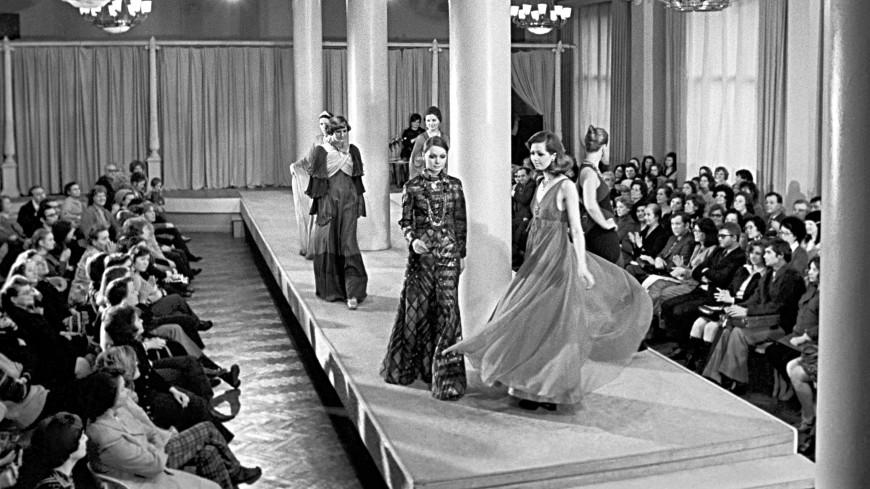«Это было довольно захватывающее зрелище»: Каким было закулисье советской моды?