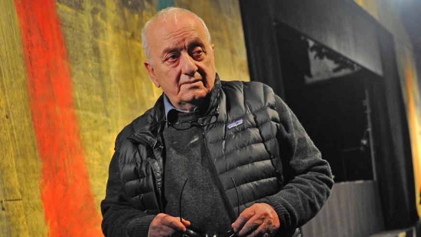«Грузия потеряла настоящего гения»: Резо Габриадзе проводили в последний путь