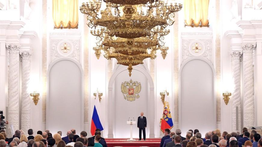 Путин: Главная задача парламента – думать и заботиться о людях
