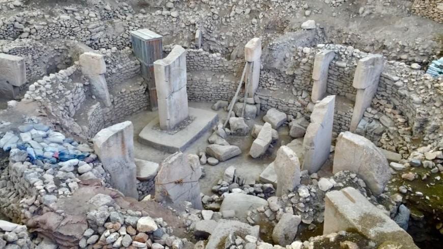 Одиннадцать древних чудес: в Турции обнаружены таинственные пирамиды
