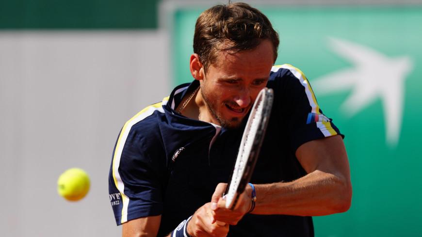 Даниил Медведев стал полуфиналистом теннисного турнира на Мальорке