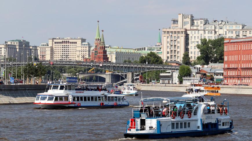 Жара в Москве достигла абсолютного максимума для июня – 34,7 градуса