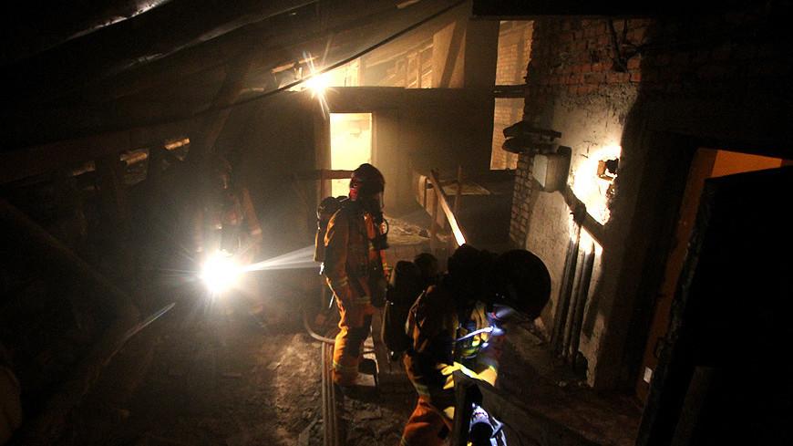"""© Фото: """"Сергей Гапон, «МИР 24»"""":http://mir24.tv/, пожарная охрана, пожар"""