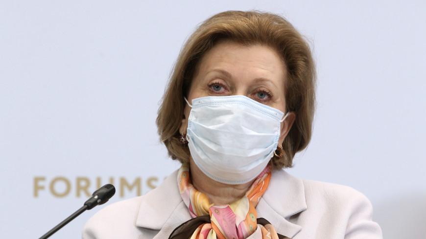 Попова: Обязательная вакцинация от коронавируса будет введена еще в восьми регионах страны