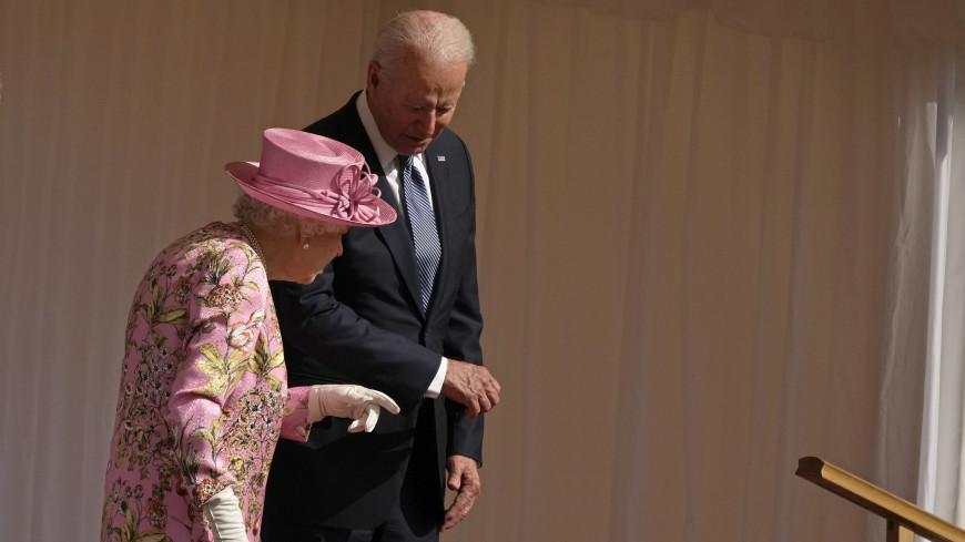 Байден о Елизавете II: «Напомнила мне мою маму»