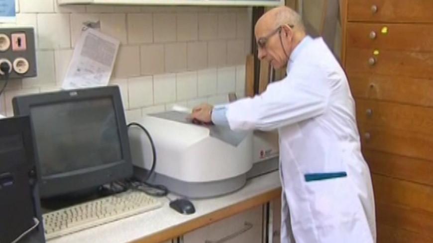 """Скриншот: """"«МИР 24»"""":http://mir24.tv/, наука, ученый, ученые, лаборатория"""