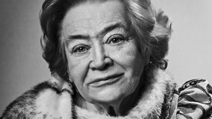 Умерла народная артистка России Вера Ефремова