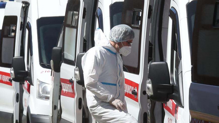 «Воздуха мало»: петербургские врачи выпустили клип о работе в пандемию