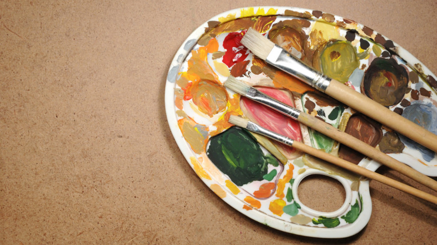 живопись, гуашь, рисунок, рисовать, творчество, акварель, красить, палитра, художник, кисти, краски, мольберт, картина, хобби, ремесло,