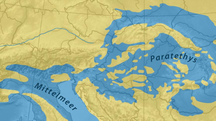 Нидерландские ученые восстановили историю гибели крупнейшего озера Земли