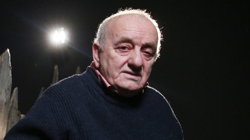 Резо Габриадзе похоронили в Мтацминдском пантеоне общественных деятелей в Тбилиси