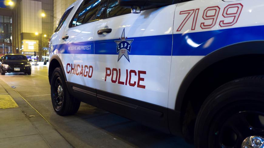 При стрельбе в Чикаго один человек погиб, девять пострадали
