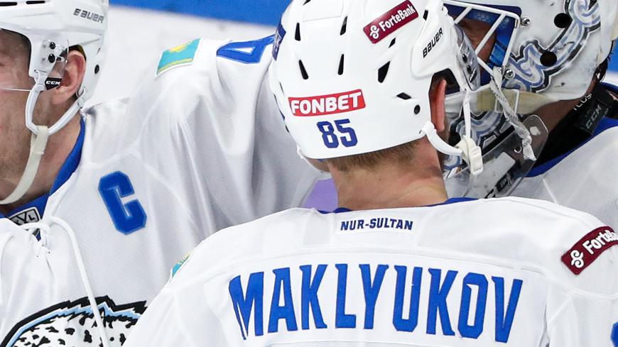 Защитник сборной Казахстана по хоккею Малюков оценил тактику норвежцев