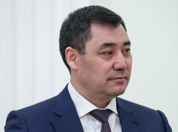 Президент Кыргызстана Садыр Жапаров прибыл в Казахстан с государственным визитом