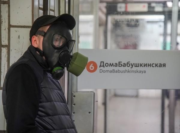 Юбилей локдауна: год назад Россия ушла на самоизоляцию из-за COVID-19 (ФОТО)